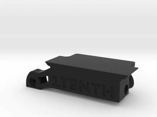 V1.3 Traxxas Portal SOA 4 Link w Brace in Black Natural Versatile Plastic