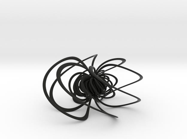 Twisted Dipole 3d printed