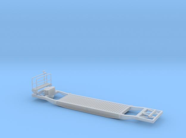 BDŽ K in Smooth Fine Detail Plastic: 1:87 - HO