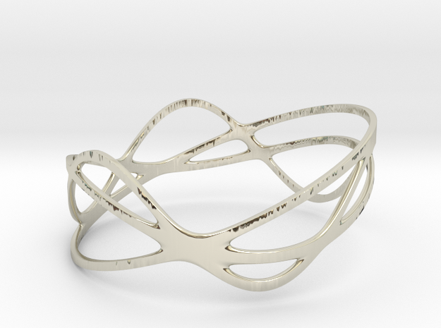 Harmonic Bracelet (67mm) 3d printed