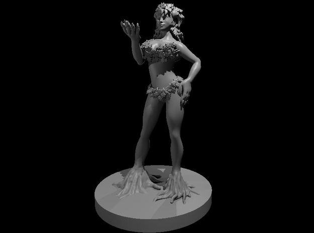 Dryad 3 in Smooth Fine Detail Plastic