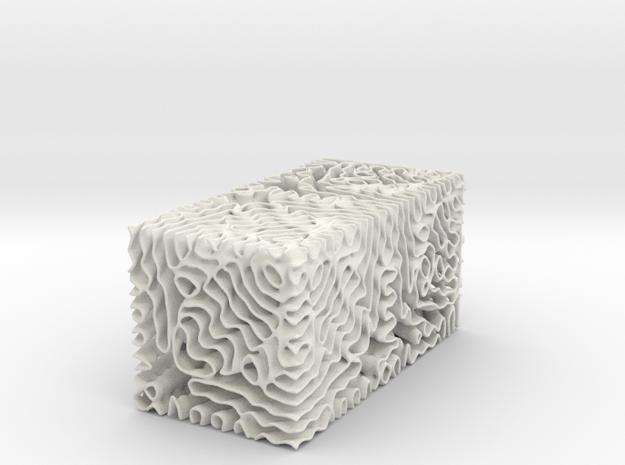Labyrinth Totem 100mm 3d printed