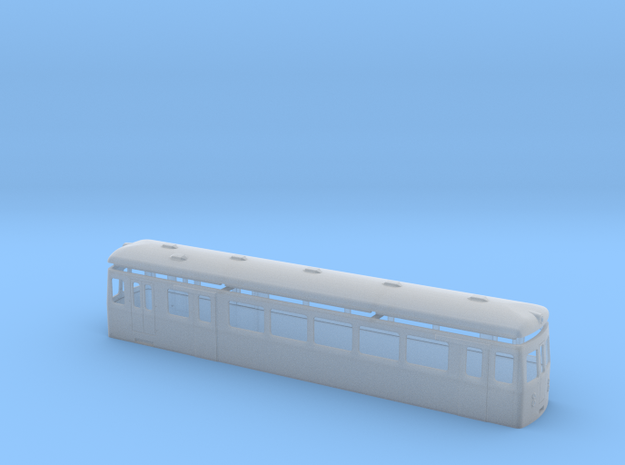 FEVE 2000 in Smooth Fine Detail Plastic: 1:120 - TT