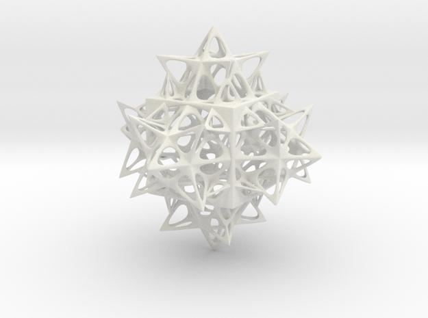 Fractal Cube 100mm 3d printed