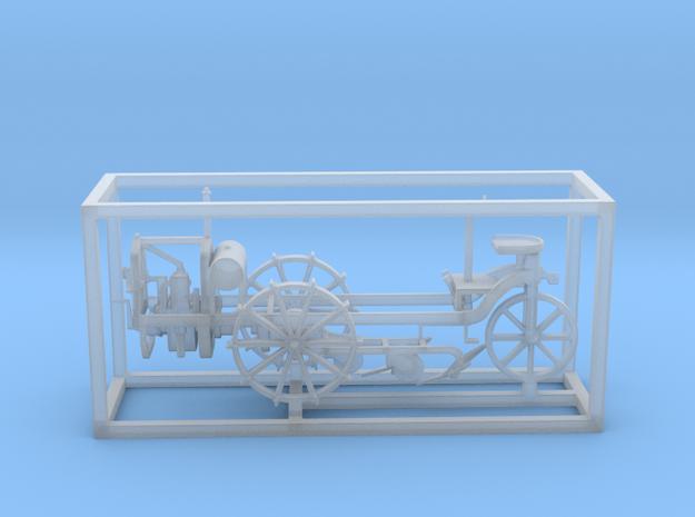 Motorpflug - OO - 1:76 in Smooth Fine Detail Plastic