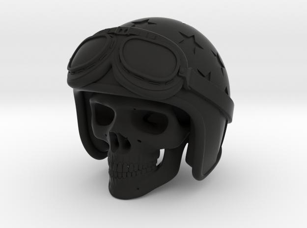 Easy Rider Skull (50mm H)