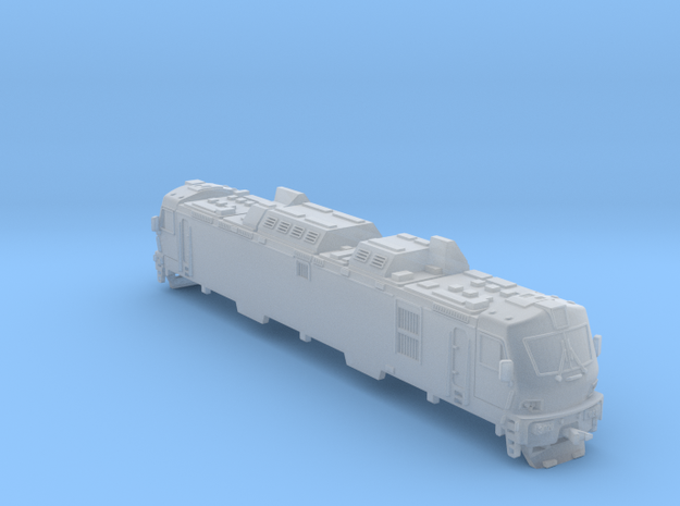 EP20 Electric Passenger Locomotive Scale in Smooth Fine Detail Plastic
