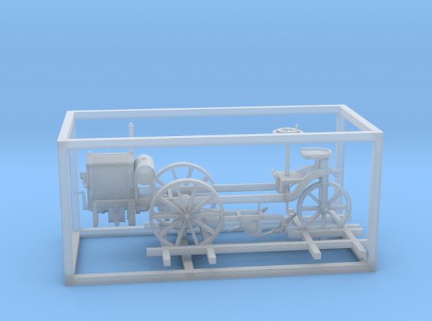 Motorpflug V1 Ladegut TT - 1:120
