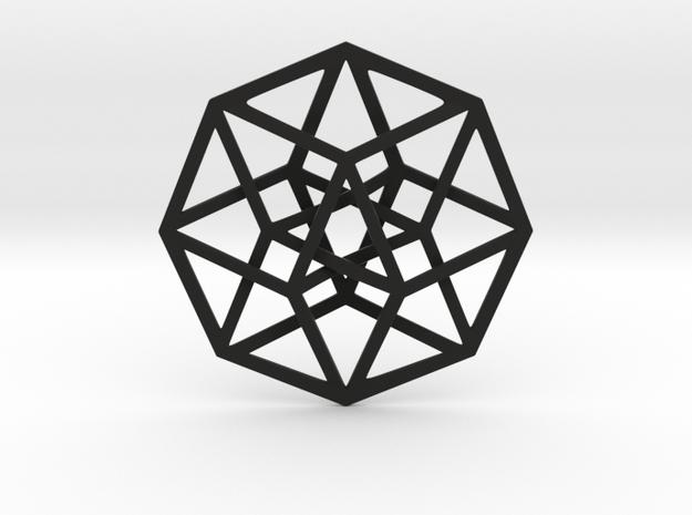 4D Hypercube (Tesseract)