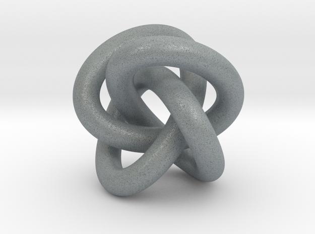Quatrefoil Knot 2inch 3d printed