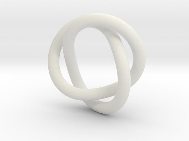 Trefoil Knot 2-3 50mm 3d printed