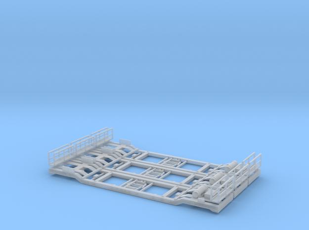 RhB Sb-t [x3] in Smooth Fine Detail Plastic: 1:150