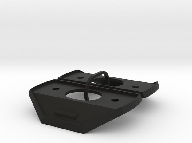 Scirocco Side Mirror Gasket/Seal Set for an MK1 in Black Natural Versatile Plastic