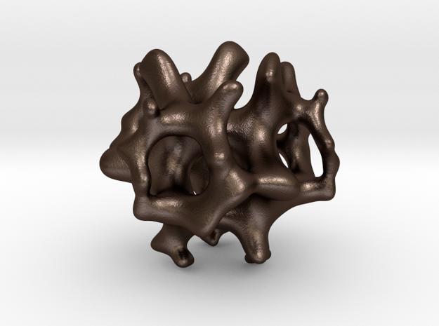 Fuddle Steel 3d printed
