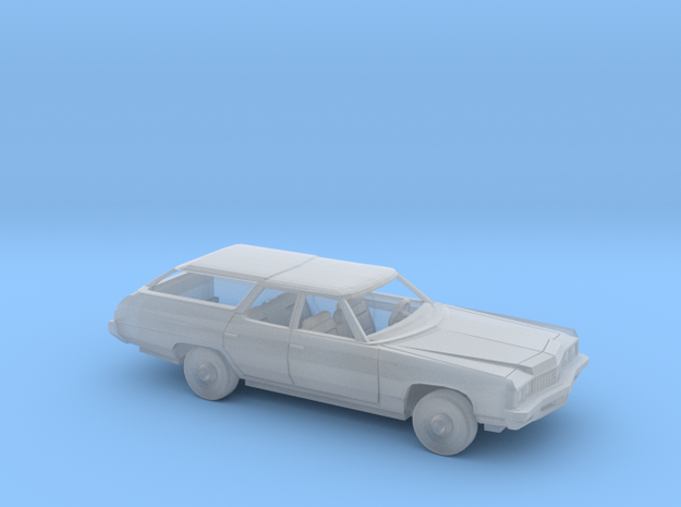 1/87 1973 Chevrolet Impala Station Wagon Kit in Smooth Fine Detail Plastic