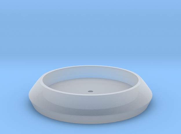 Detention Block Camera Light Base in Smooth Fine Detail Plastic