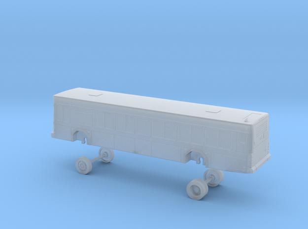 N Scale Bus Gillig Low Floor VTA 9951-9953 in Smooth Fine Detail Plastic