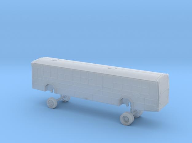 N Scale School Bus Gillig Phantom NHUSD in Smooth Fine Detail Plastic
