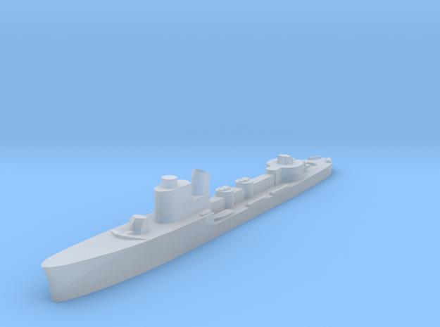 Italian Astore torpedo boat 1:2400 WW2 in Smoothest Fine Detail Plastic