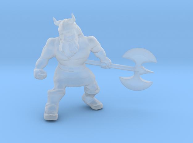 Gilius Thunderhead Golden Axe miniature 1 DnD game in Smooth Fine Detail Plastic