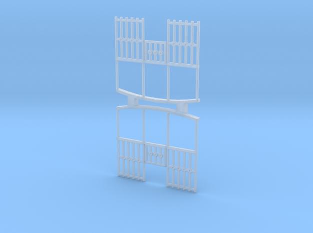o-64fs-cavan-leitrim-coach-balcony-end-set2 in Smooth Fine Detail Plastic