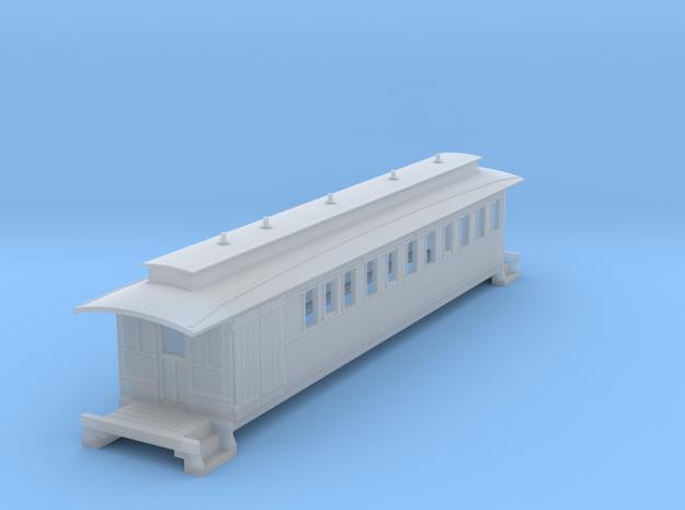 o-152fs-cavan-leitrim-brake-conv-coach-body in Smooth Fine Detail Plastic