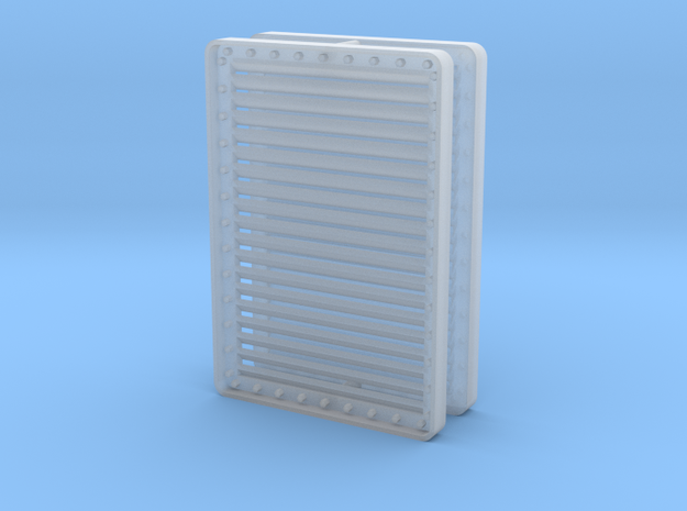 3213 - ER vents OUT in Smooth Fine Detail Plastic
