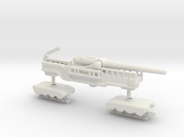 20cm kanone e l/40 1/160 in White Natural Versatile Plastic