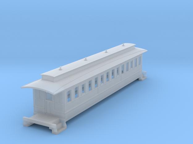 o-148fs-cavan-leitrim-all-3rd-coach-body in Smooth Fine Detail Plastic