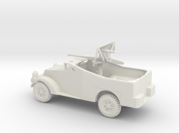 1/87 Scale M2 Scout Car with 37mm Gun