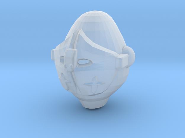 Warhammer Helmet Sm3 in Smoothest Fine Detail Plastic
