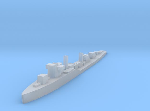 Soviet Tucha guard ship 1:1800 WW2 in Smoothest Fine Detail Plastic