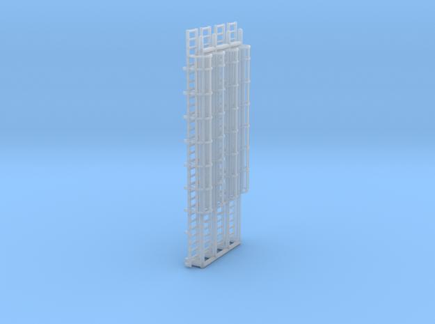 N Scale Cage Ladder 60mm (Platform)