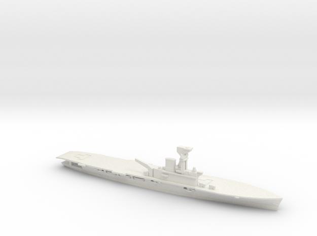 HMS Hermes (95) in White Natural Versatile Plastic