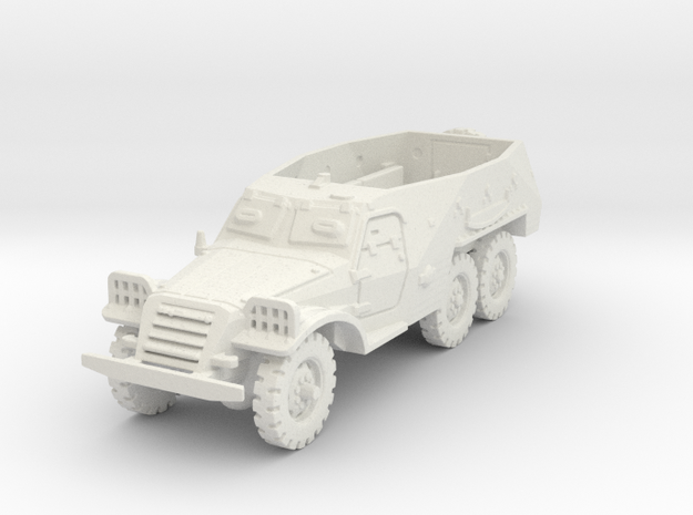 BTR 152 early 1/87 in White Natural Versatile Plastic