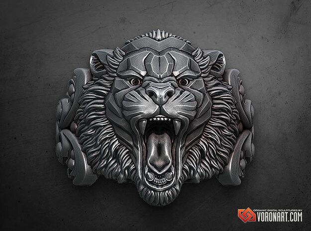 Angry Tiger ring