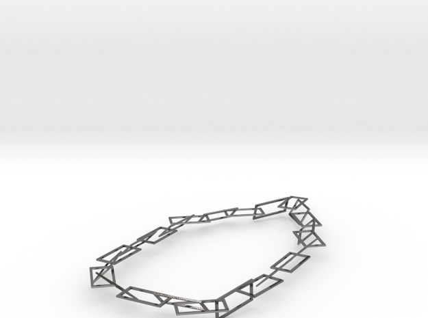 Chain Necklace 3d printed
