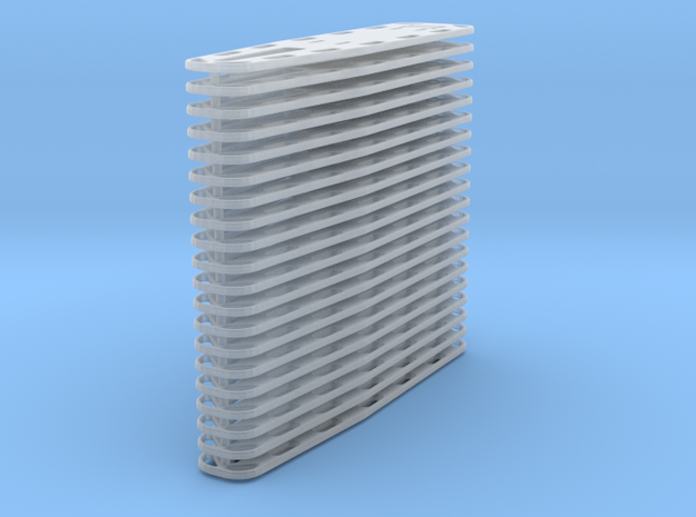 1-64_NAR spineboard_x20.txt in Smooth Fine Detail Plastic