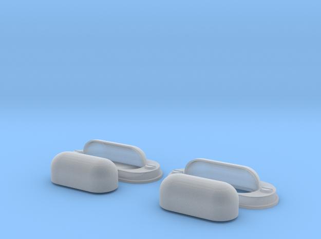 1.8 EC145 FEUX HELLA  in Smooth Fine Detail Plastic