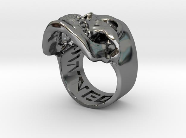 =Epic= Skull Ring - Size 12