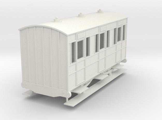 o-re-55-eskdale-1st-class-coach in White Natural Versatile Plastic