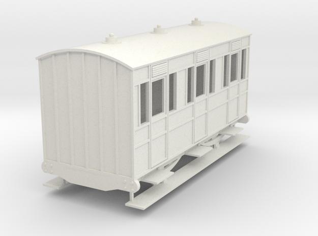 o-re-32-eskdale-1st-class-coach in White Natural Versatile Plastic