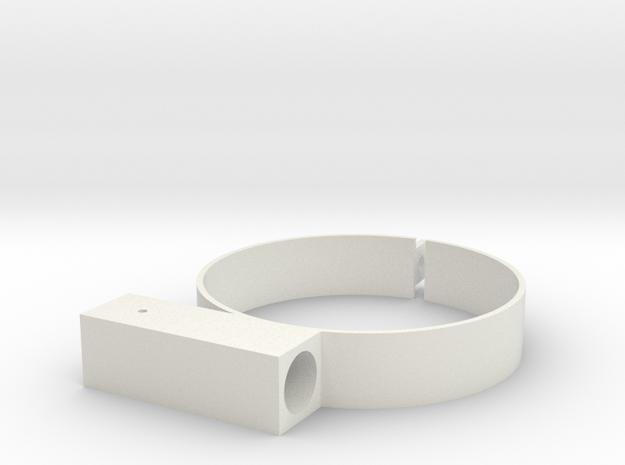 Halterung für Stator 30mm in White Natural Versatile Plastic