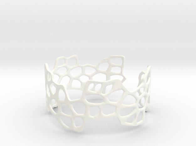 Cells Bracelet (open, 64mm)