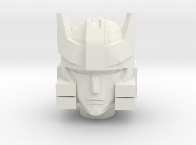 Prowl Classic Head  in White Strong & Flexible