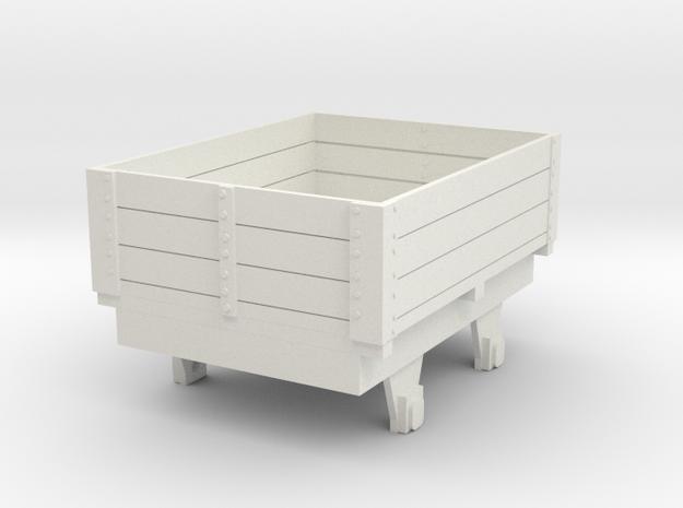 0-re-32-eskdale-ore-wagon in White Natural Versatile Plastic