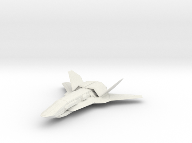 PHOENIX TRANS ATMOSPHERIC VEHICLE 1/144 in White Natural Versatile Plastic