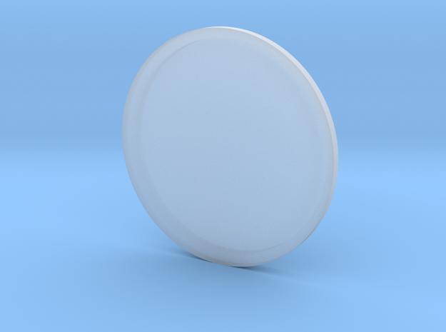 Deckel für Stator 30mm für hohlen Rotor (Abdeckung in Smooth Fine Detail Plastic
