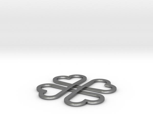 CloverKnot pendant