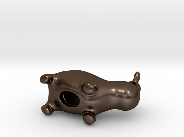 Betsy - the employer brand cow (50mm) 3d printed